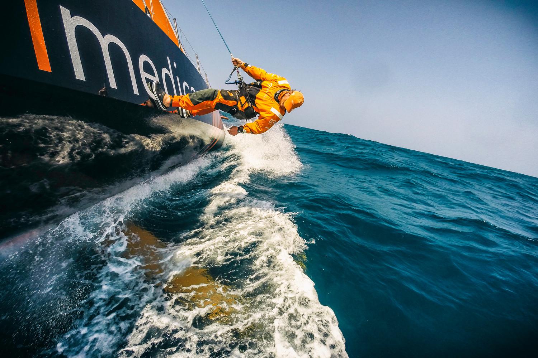 Volvo Ocean Race 2014-15 - Leg 3 Abu Dhabi to Sanya