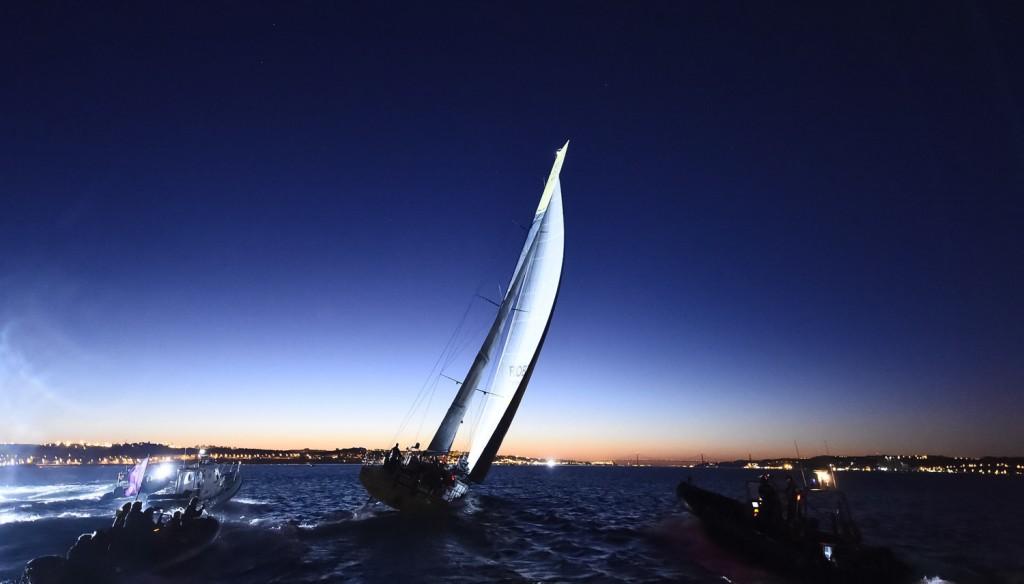 Volvo Ocean Race 2014-15 - Lisbon Stopover