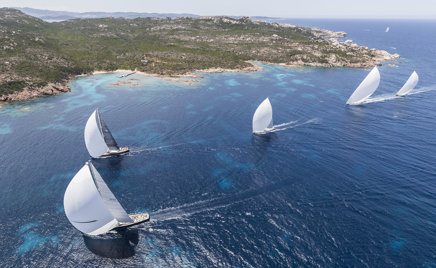 Loro Piana Superyacht Regatta 2016
