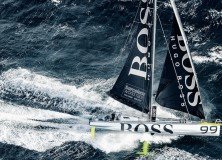 Barcelona World Race – Hugo Boss disalbera in Atlantico